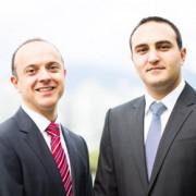 Dr. Farzan and Dr. Farzin Ghannad